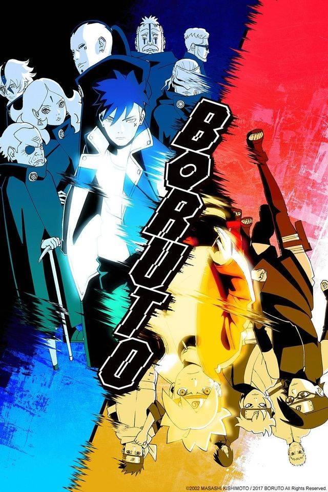 Postavy seriálu Boruto