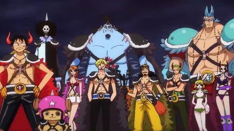 One Piece - Аниме Эпизод 989: Дата выхода