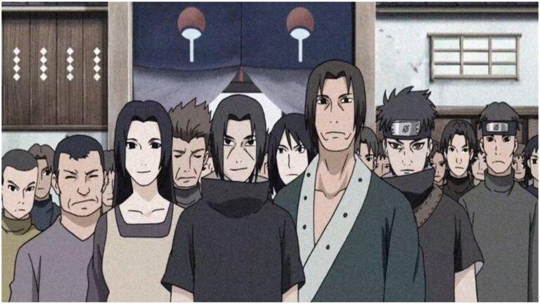 Вот что случилось бы, если бы Учиха напали на Коноху в Наруто.